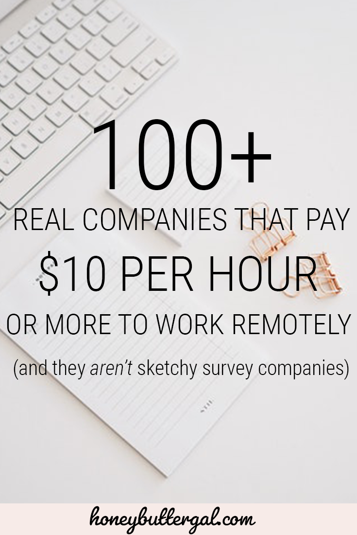 Real Jobs You Can Work Remotely