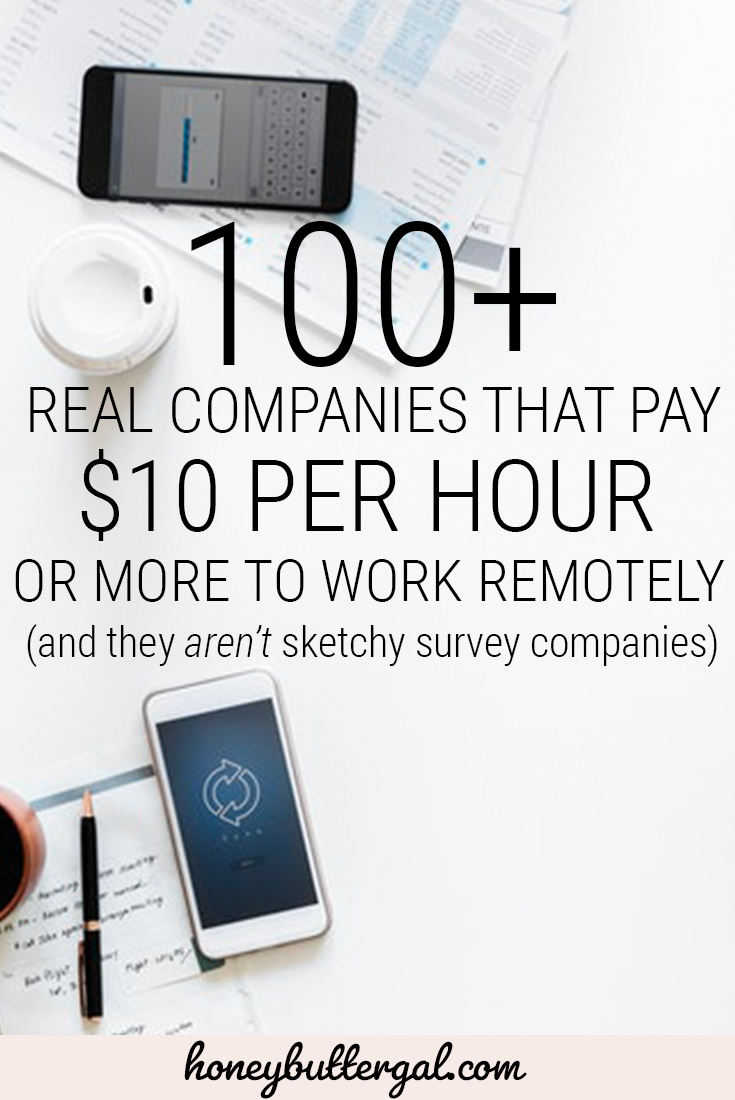 Real Companies You Can Work Remotely