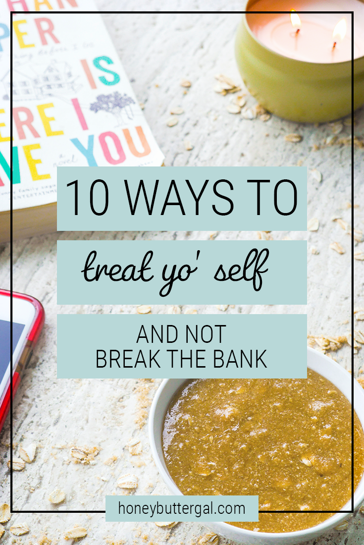 10 Low Cost Self-Care Activities