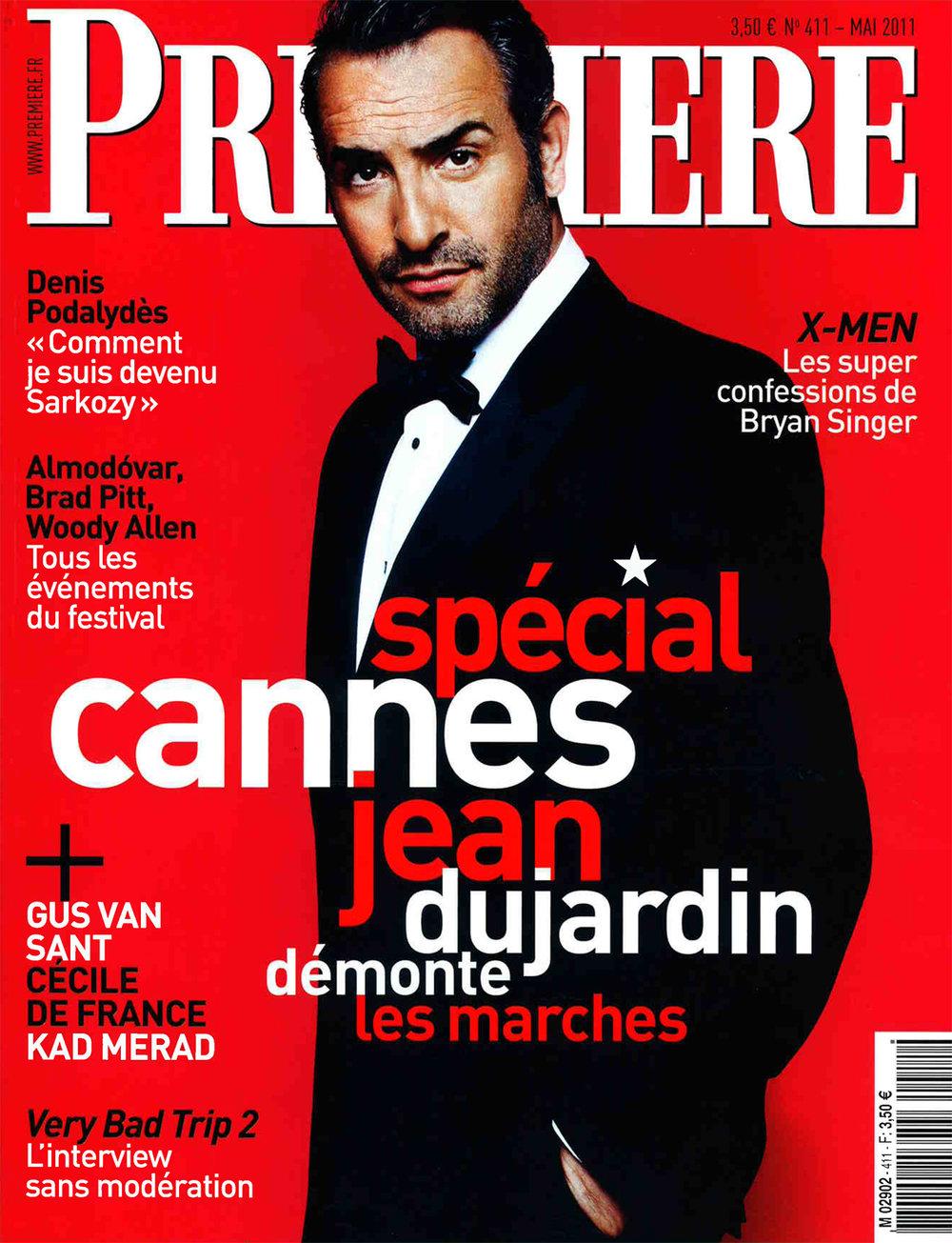 2011 PREMIERE JEAN DUJARDIN MARCEL HARTMANN.jpg
