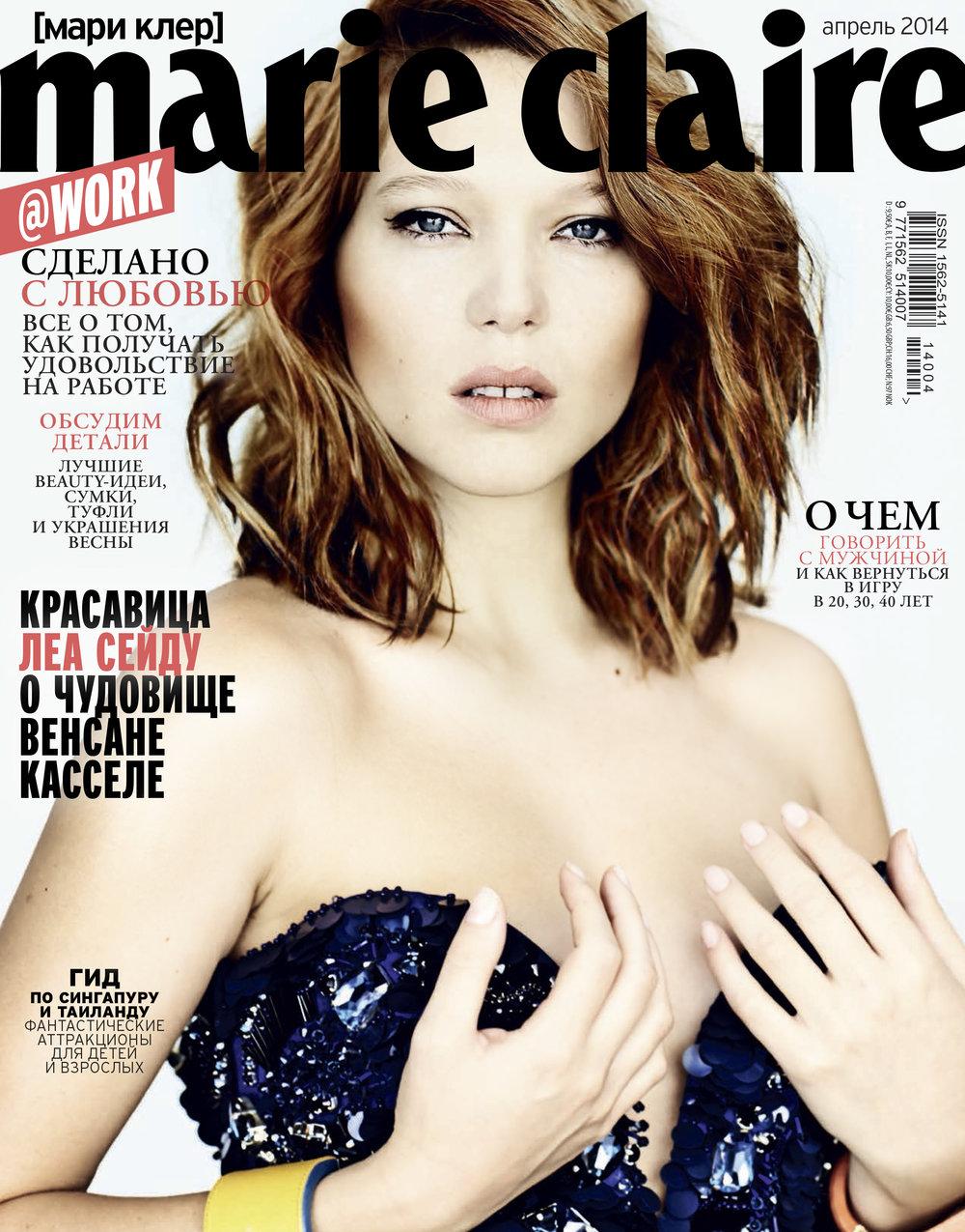 2014 MARIE CLAIRE RUSSIA LEA SEYDOUX THOMAS LAVELLE.jpg