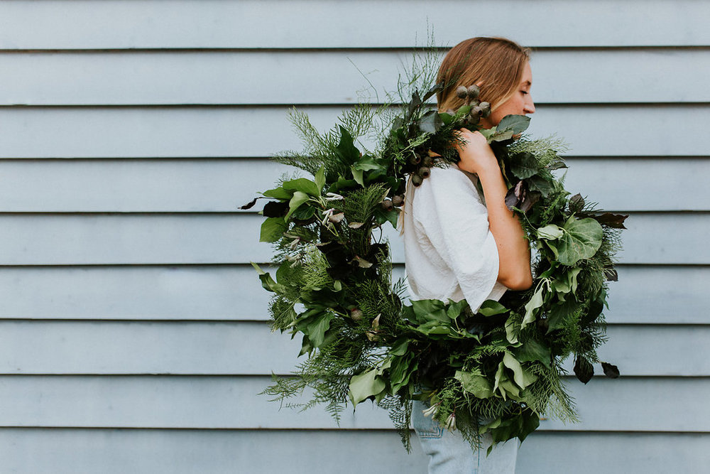 CLOVER WREATH CLASS 18 - Tuesday 18th + Thursday 20th December - 7pm StartCLICK TO BOOK + MORE DETAILS