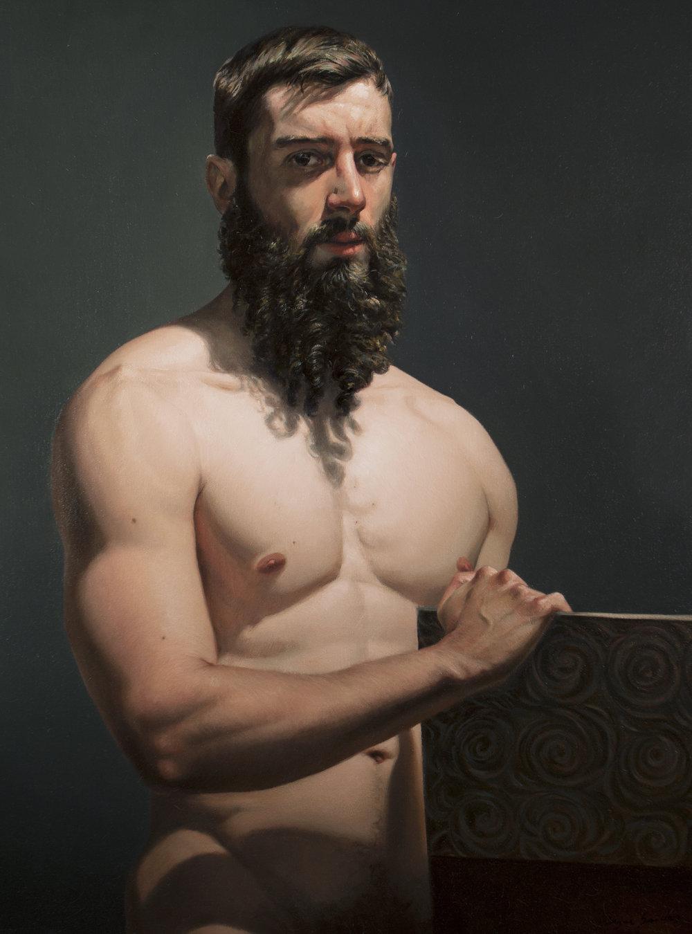 Portrait d'Arthur Gillet