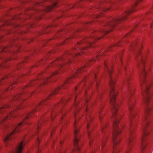 Alaska Unicolour Red 10