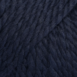 Andes Unicolour Navy Blue 6990