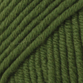 Big Merino Unicolour Forest Green 14
