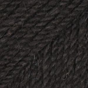 Flora Unicolour Black