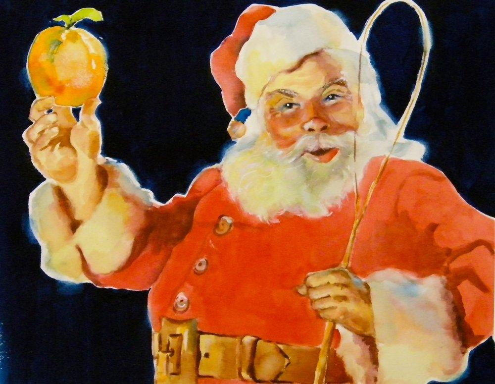 """""""Have an Orange!"""""""