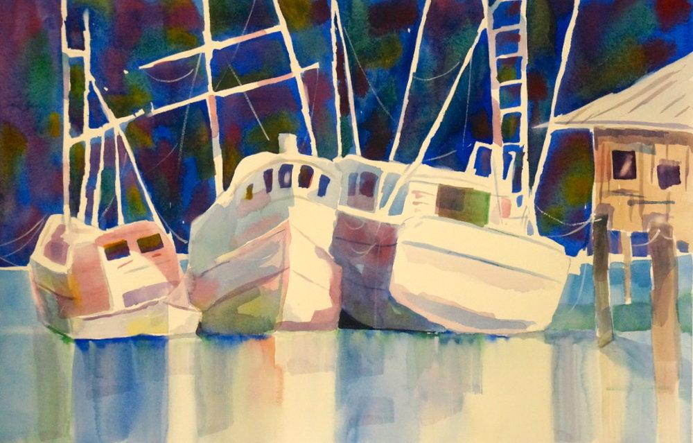 """Boats Afloat"""