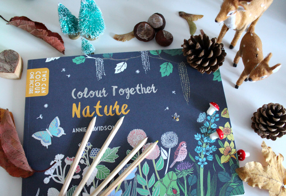 colour together colouring book