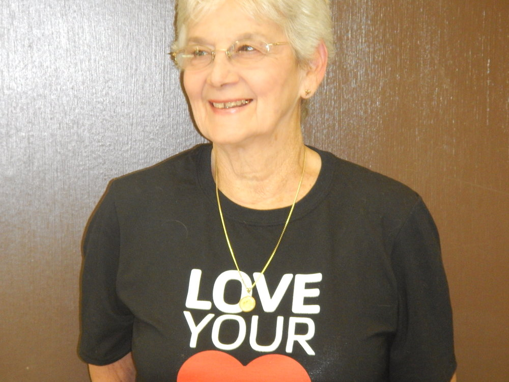 Nell Long - I started clogging about 8 years ago at age 70. I never had danced of any kind before. I absolutely love it. The group we have is great. We have a terrific time. It is great fun and exercise. I highly recommend it!