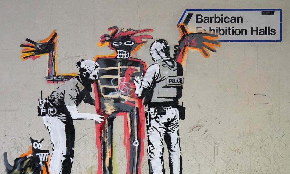 Image source: Banksy