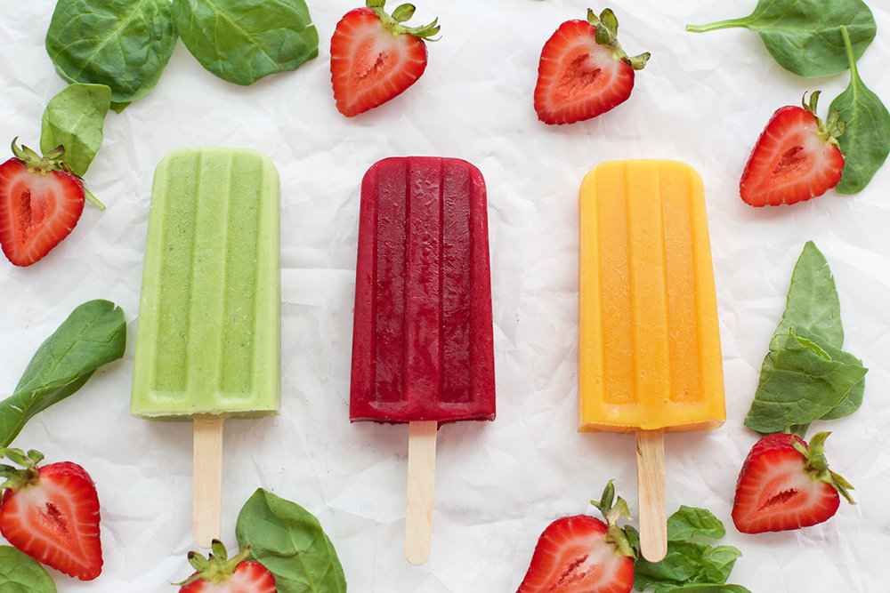Thrive Nutrition Practice: revolutionising popsicles