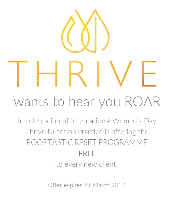 Thrive Nutrition Practice digestive health programme