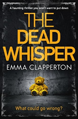 Do you love  gripping  crime thrillers full of  suspense ? Emma Clapperton's  haunting  Dead Whisper is one  you won't be able to put down.   D.S Preston and D.C Lang are sent to investigate the death of a young girl in an old manor house in Glasgow. But who would want to kill an innocent girl in her own home and why? When they believe their questions have been answered the case is closed.   Meanwhile, Sam Leonard could not be happier - he has a great acting career and a fantastic girlfriend. After being in a previously turbulent relationship, what could go wrong?   For Patrick McLaughlin life is going well. His marriage is stable and with a baby on the way, things can only get better.  But the house that Patrick moves into is not what it seems. With a family burial plot in the gardens, visions and messages from the deceased, and a recent death in the house, will Patrick and Jodie regret their purchase?    In order to lay the ghosts to rest questions will be asked but can the house ever let go of its past?