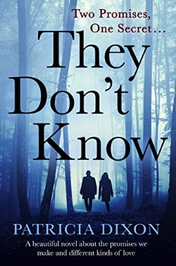 When their Grandmother dies, Adam's older brother, Ryan, returns from abroad and Daisy quickly falls for him.  After a troubled upbringing at the hands of a drunken mother and jailbird father, Adam and Ryan only have each other. In adulthood, their bond holds firm, glued together by Daisy with whom they are now both in love.  Adam struggles with his secret and the fear of ever losing Daisy to another man. Is he besotted and quietly controlling and soon the past starts to influence his choices.  Ryan is motivated, selfish and sees everything in black and white, living in a military world that shields him from the demons of his past, bringing order to his life.  And in the middle is Daisy who loves both of them and makes a promise to each. One she sets free, the other she vows to protect and never abandon.    But when tragedy strikes can Daisy ever find happiness?