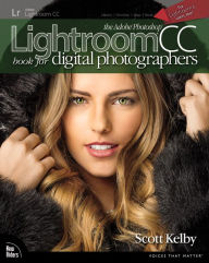 This is the textbook used for the Lightroom Class. It is available on Amazon in paperback or kindle.