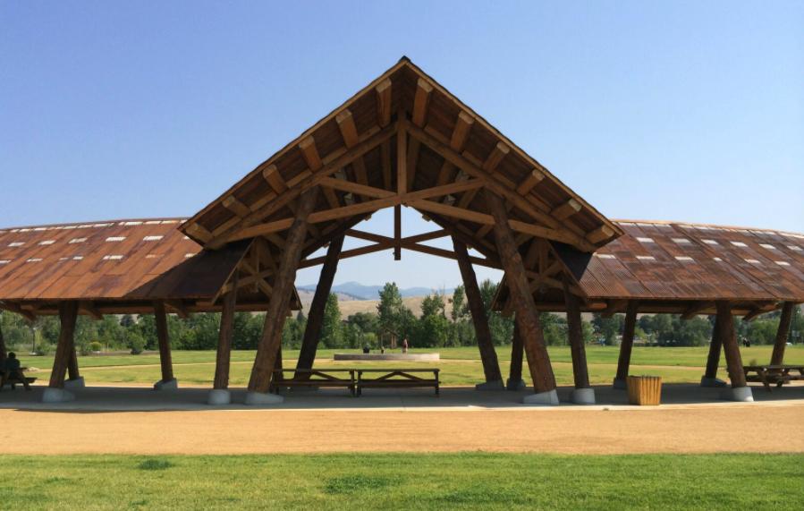silver park pavillion