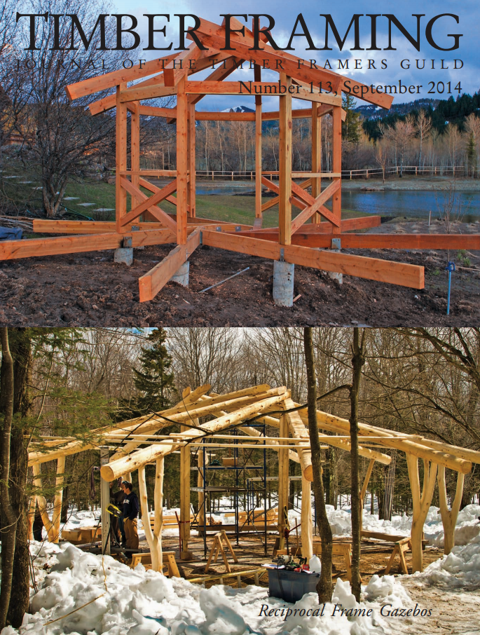 timber framers guild article