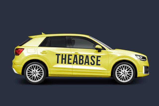 THEABASE interface & identity development