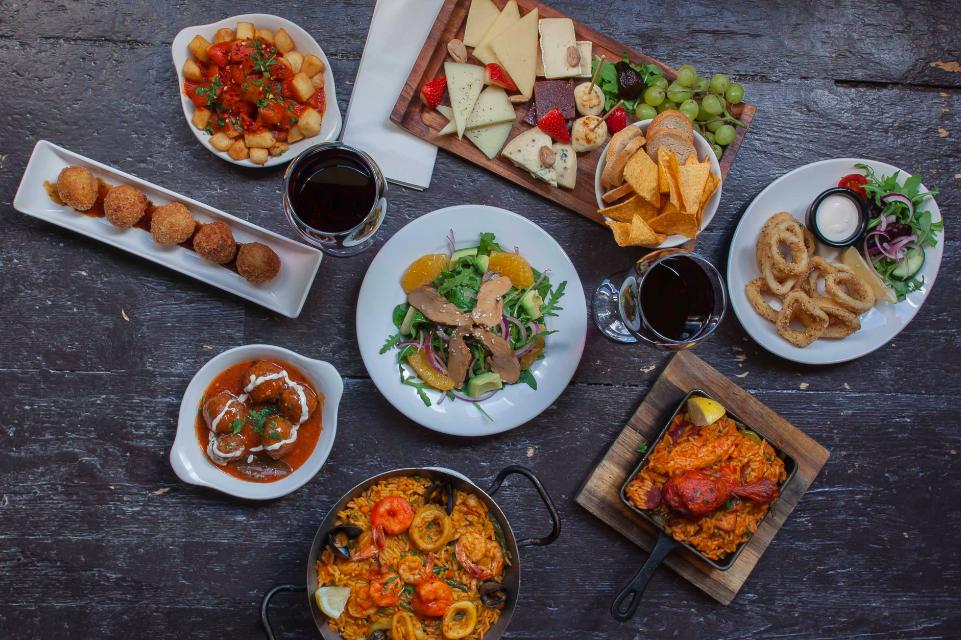 Salamanca Tapas Bar & Restaurant Dublin 2 — High Living