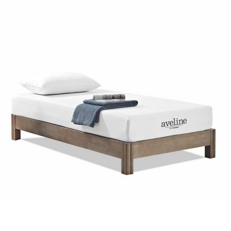 I actually find this mattress to be more comfortable than the one I previously slept on so I totally recommend this to anyone. It just barely fits in my van but it works!