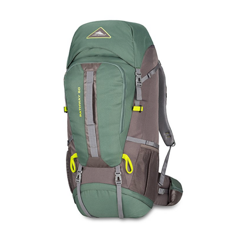 I got this backpack because I figured it'll be definitely big enough for doing some longer hikes but also in the future if I ever do backpacking, I might be able to use it for that too!