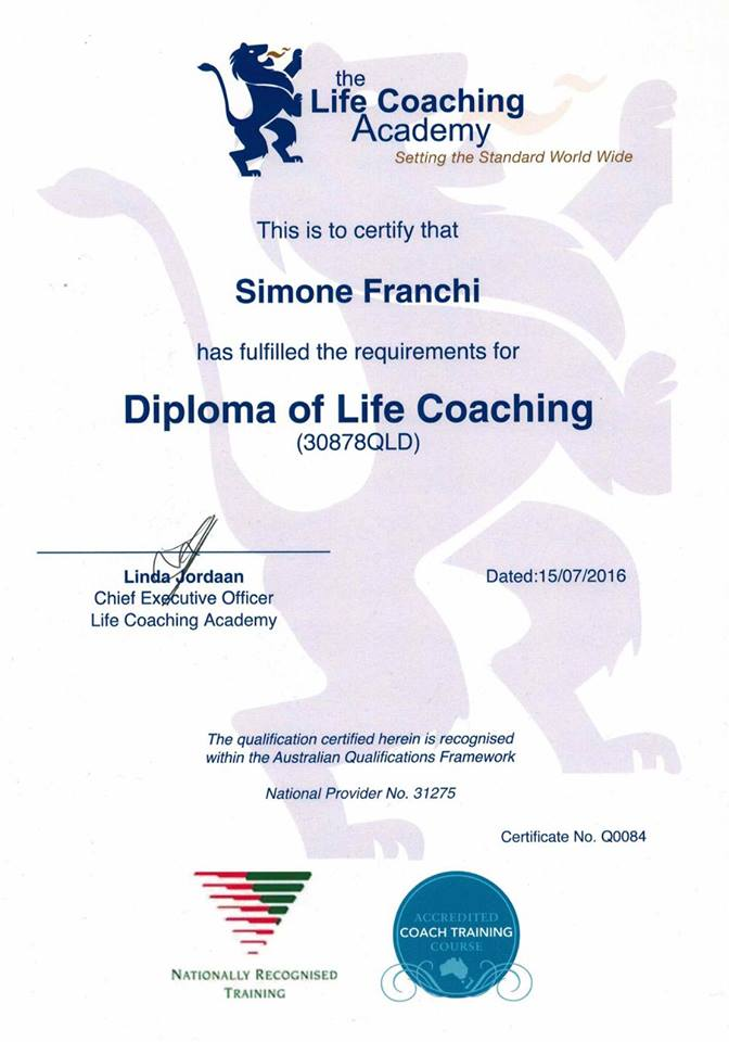 Accredited Life coach