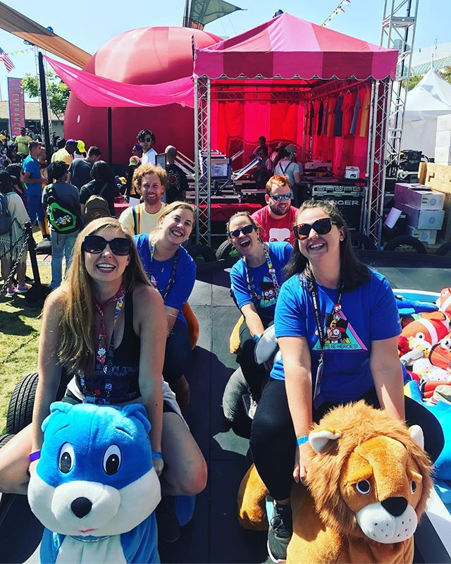 The GOXD team had a blast at SDCC! #comiccon #sdcc2017