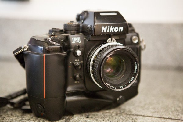 The Nikon F4
