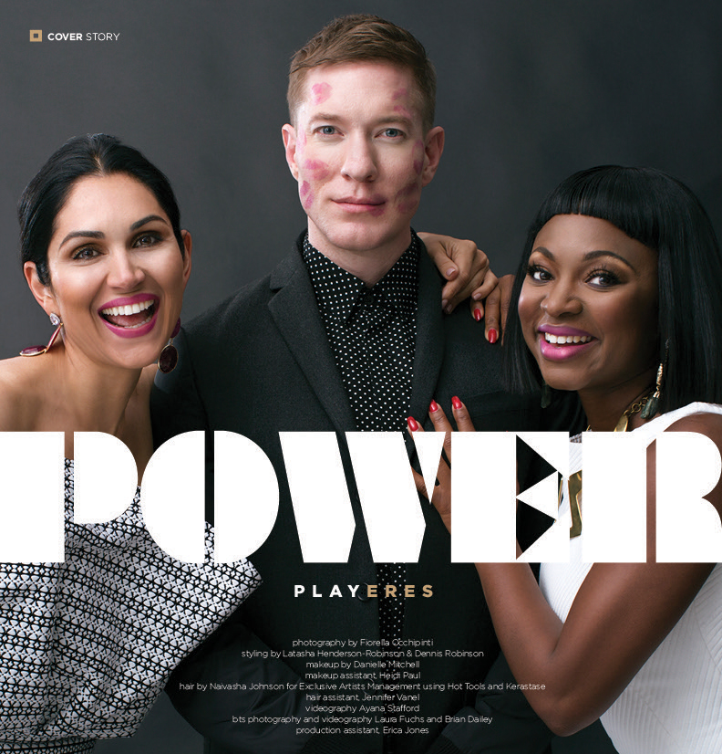 Cast of Power - Heed Mag