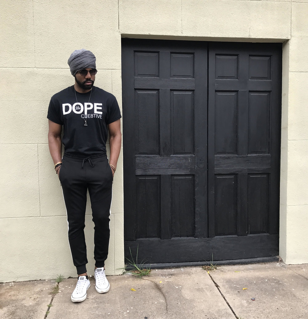 Dope Tee Outfit 2