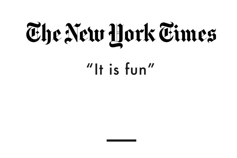 New York Times infltr