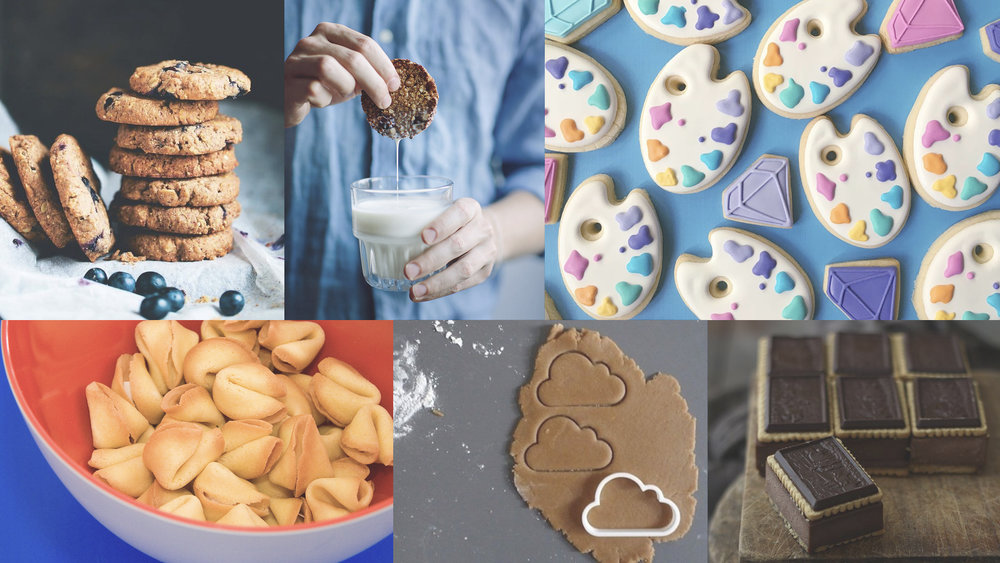 CookieMood #moremood #moodboard #cokkie #food #design