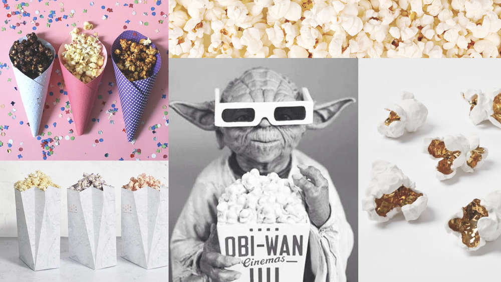 PopCornMood #moremood #moodboard #popcorn #starwars #yoda #cinema #cinemas