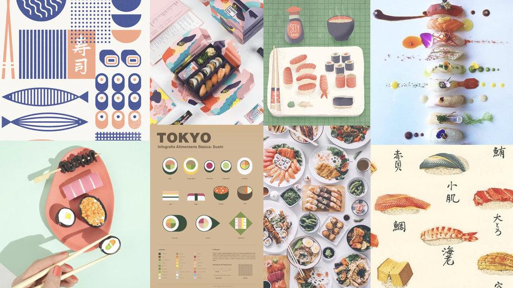SushiMood #love #sushi #moremood #food #gnam #gnammy #yummy #fish #japanase