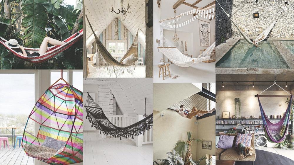 HammockMood #moremood #Hammock #design #interior #home #garden #relax #chill