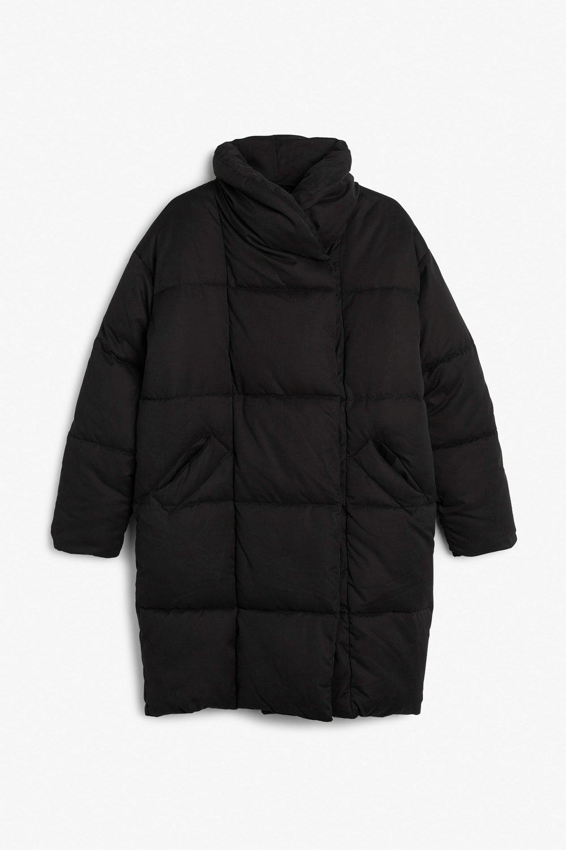 Puff Coat-Monki