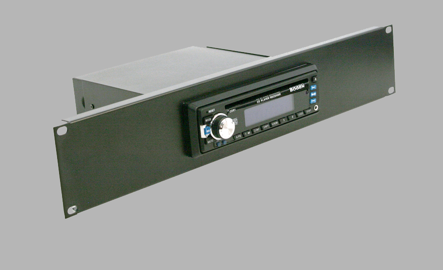 CD Player/AM-FM Tuner