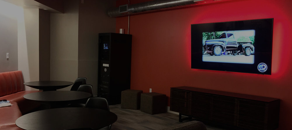Audio visual control systems for commercial and residential living in Oklahoma City, Edmond and Tulsa