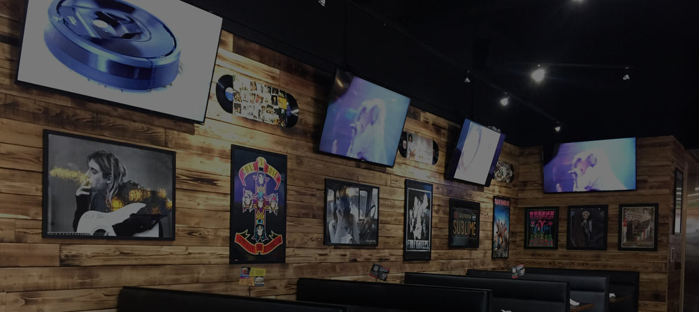 Audio, visual and zone control systems for restaurants in Oklahoma City, Edmond, Yukon, Moore