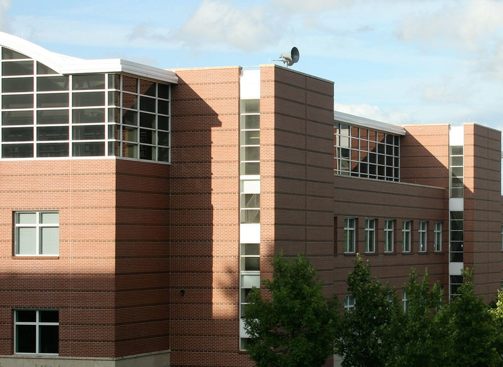 Mass Notification System design and installation - Loras College, Debuque, Iowa