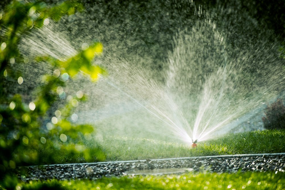 Custom sprinkler systems keep your lawn lush and green