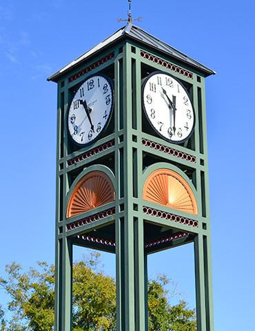 junkremoval.com image of Longwood clock tower