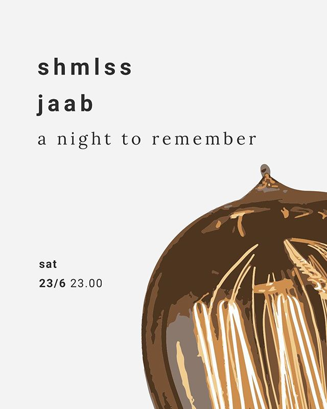 Oosterbar w/ @shmlsscam & jaap - sizzling disco cuts all night... 💥