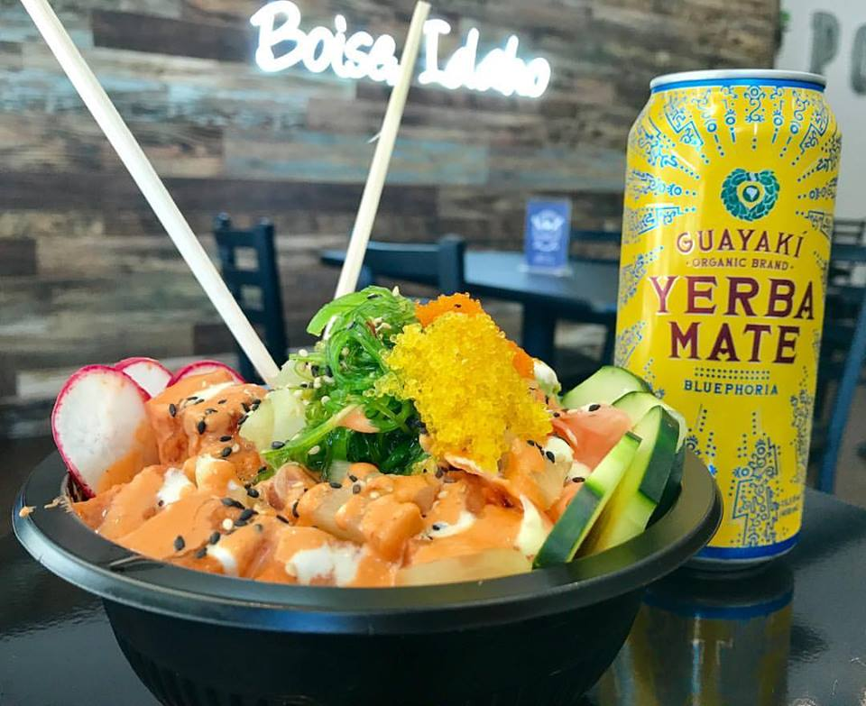 Feeling Fresh at Paddles Up - We have been getting a lot of positive feedback since opening our doors in April. Not only have we started a poké craze throughout the Treasure Valley, but our customers have been noticing a difference in the way they feel after eating lunch here at Paddles Up.Click HERE to read full blog!