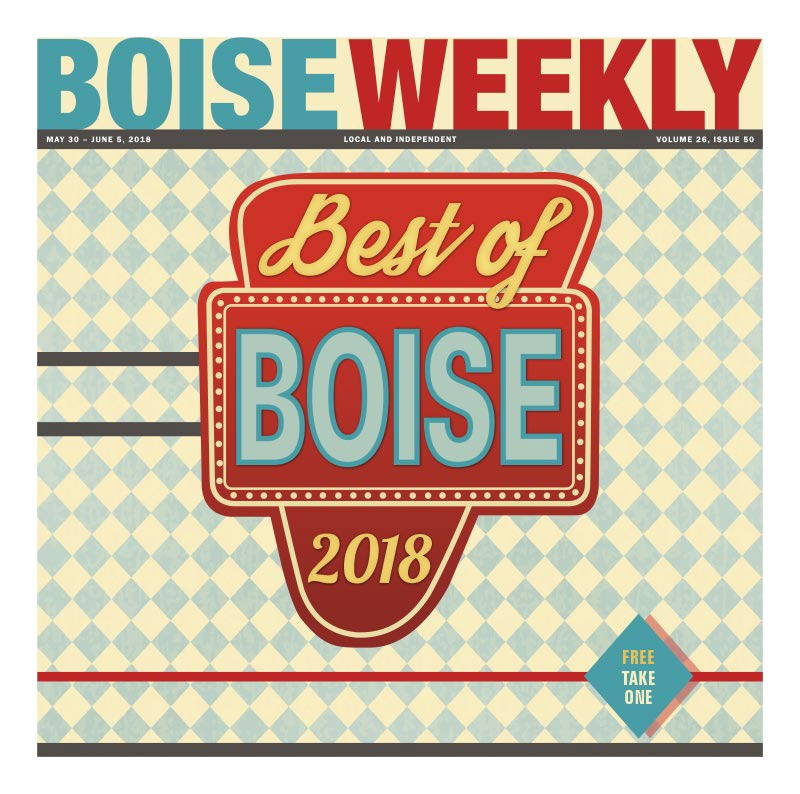 Best of Boise 2018 - Paddles Up is proud to announce winning Best of Boise in two different categories after being nominated for four. Paddles Up placed 1st place for poké and 2nd place in catering. We were also nominated for best seafood and best lunch.Thank you for all of your support and everyone that took part in this years Best of Boise. To see all the 2018 winners, CLICK HERE!