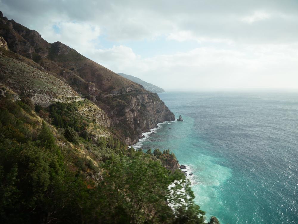 Amalfi Coast Drive 1