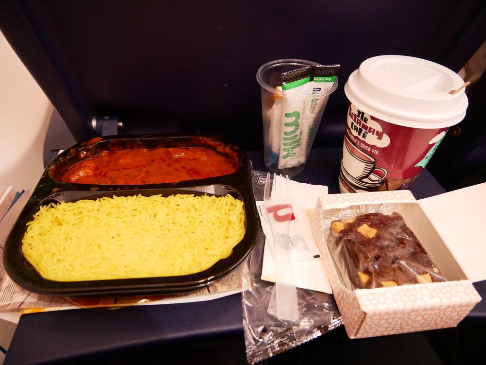 Ryanair Chicken Tikka Masala meal.jpg