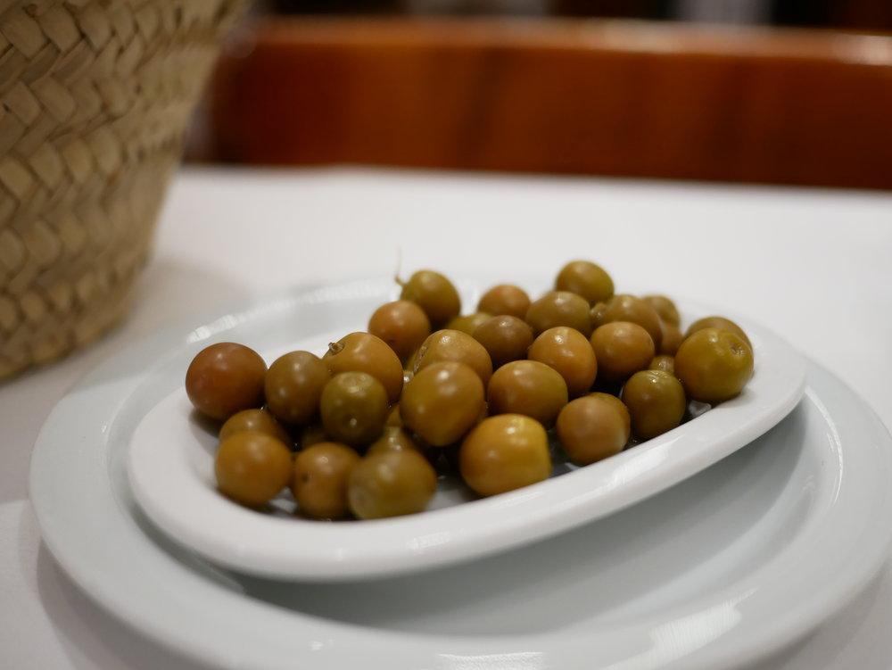 Ca L'Estevet olives